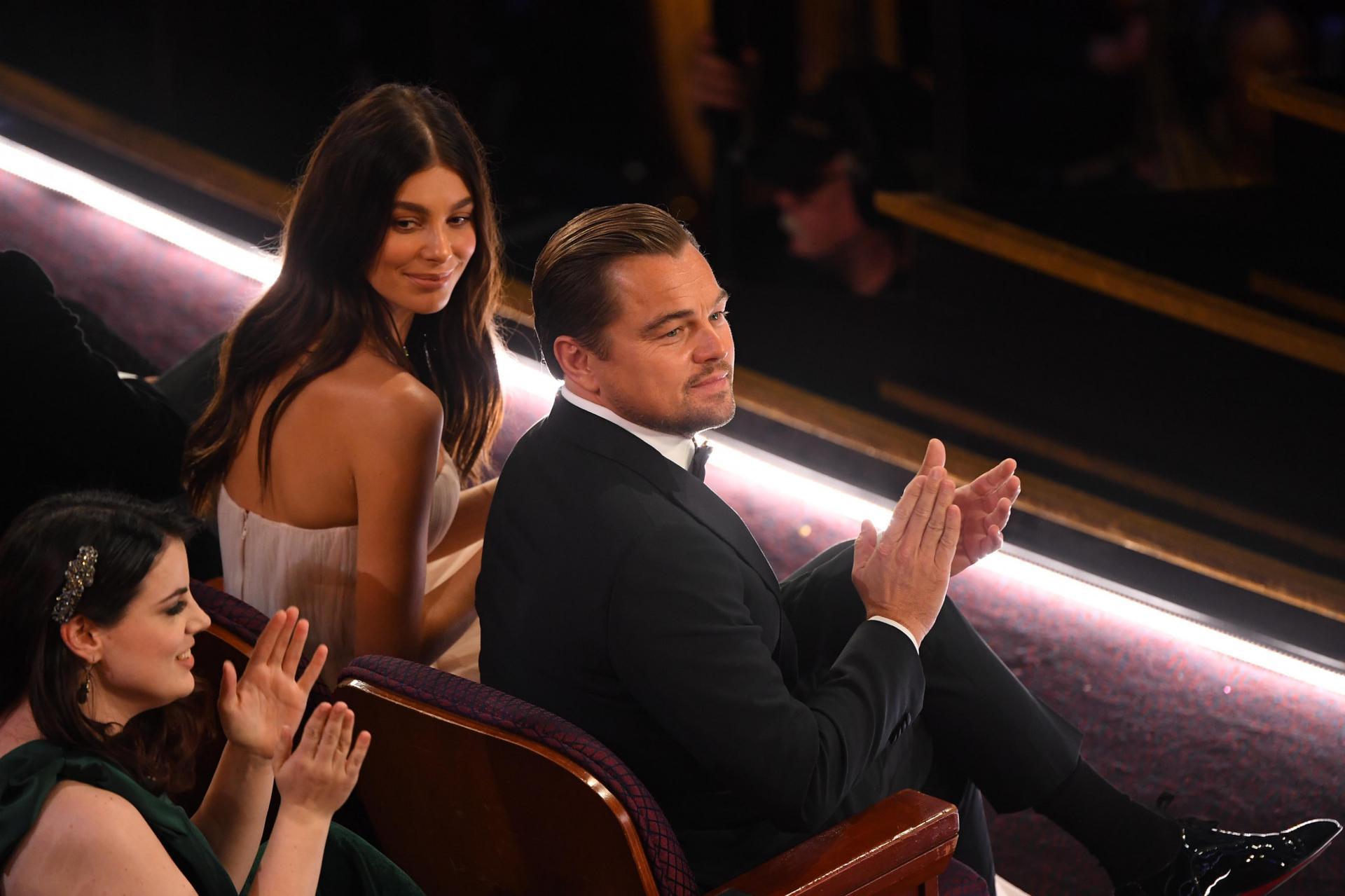 Leonardo DiCaprio i Camila Morrone razem na Oscarach 2020. Szok? I to jaki! - ESKA.pl