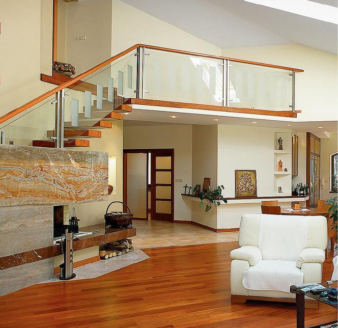 Wspaniały Balustrada na schody: zdjęcia i porady. Rodzaje balustrady HA25