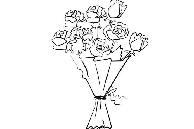 Kolorowanki Kwiaty Pobierz Kwiaty Do Wydruku Mjakmamapl
