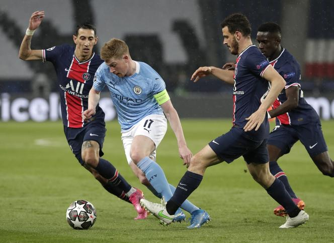 PSG - Manchester City