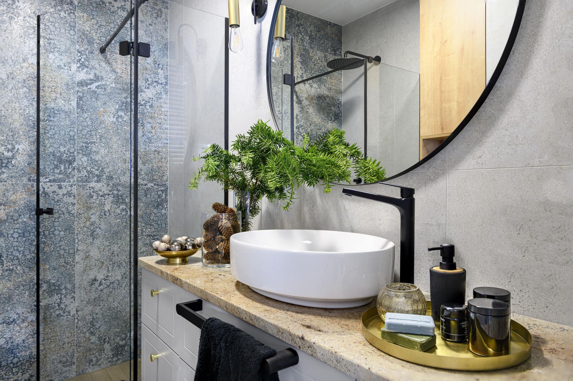 Плитка для ванной как вложение на долгие годы
