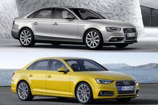 Audi A4 B9 Vs A4 B8 W Porównaniu Na Zdjęciach Zobaczcie Co Się
