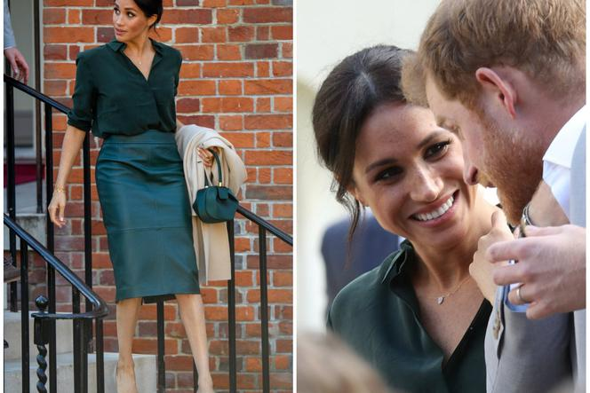 Meghan Markle i książę Harry w Sussex