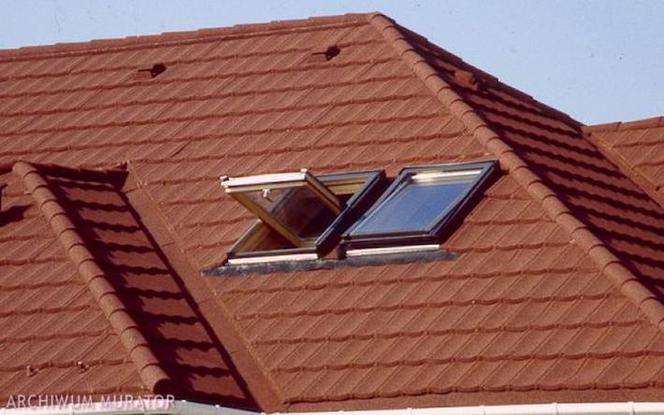 Blachodachówka Na Dach Pokrycie Dachowe Z Blachy Stalowej