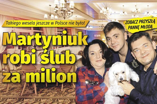Zenek Martyniuk Wyprawia ślub Za Milion Zobacz Wybrankę Jego Syna