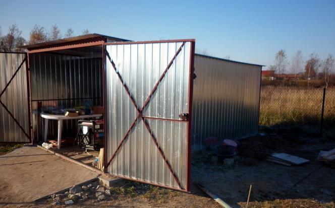Garaż Blaszany Czy Trzeba Zgłosić Budowę Czy Potrzebne Jest