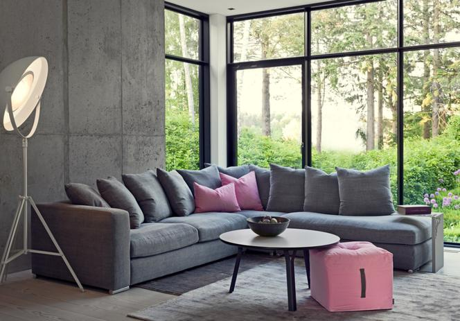 MTI-Furninova, sofa modułowa Cubo