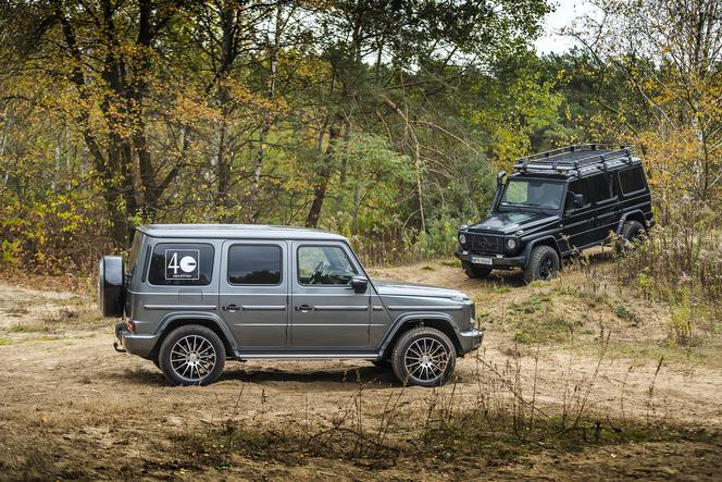 Mercedes-Benz G350d 4Matic AT9