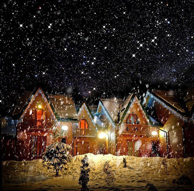Zewnętrzne Dekoracje Bożonarodzeniowe Jak Ozdobić Dom