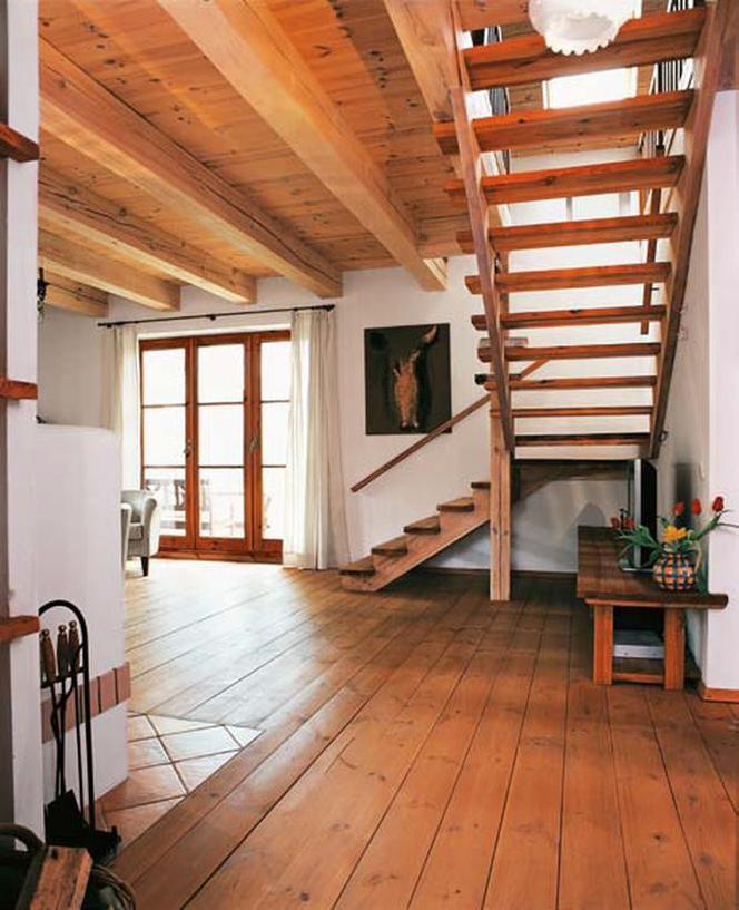 Czy Warto Budować Strop Drewniany Zasady Montażu Stropu