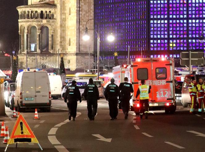 Zamach Photo: Dwa Lata Od Zamachu W Berlinie. Pracodawca Zmarłego Polaka