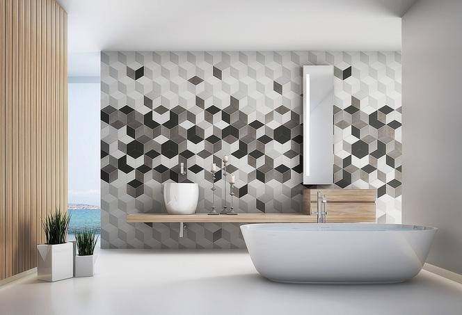 Płytki Heksagonalne Do łazienki Kuchni I Salonu Modny Wzór