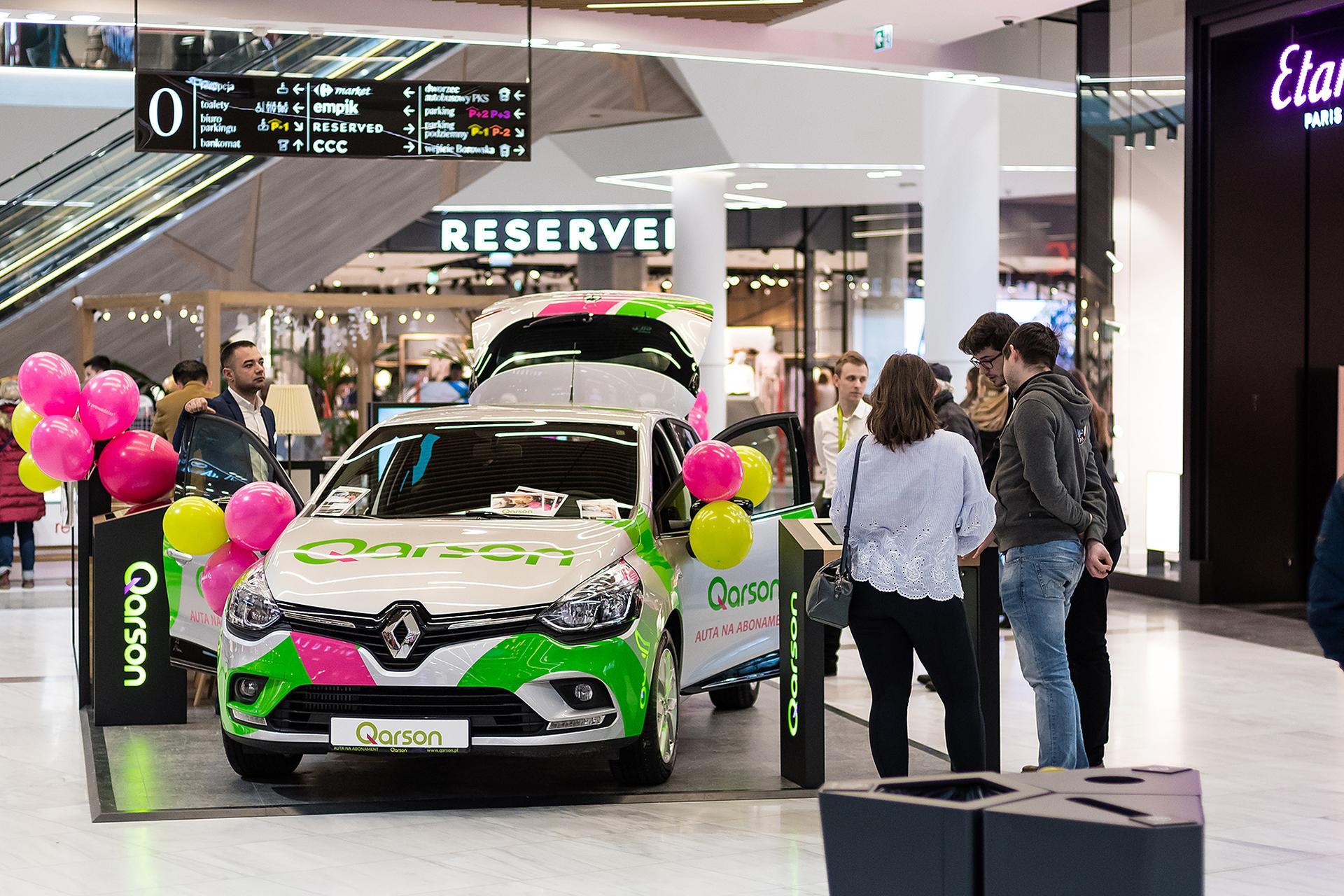 Auto kupisz w polskim supermarkecie samochody na abonament qarson ceny warunki jak to działa super express