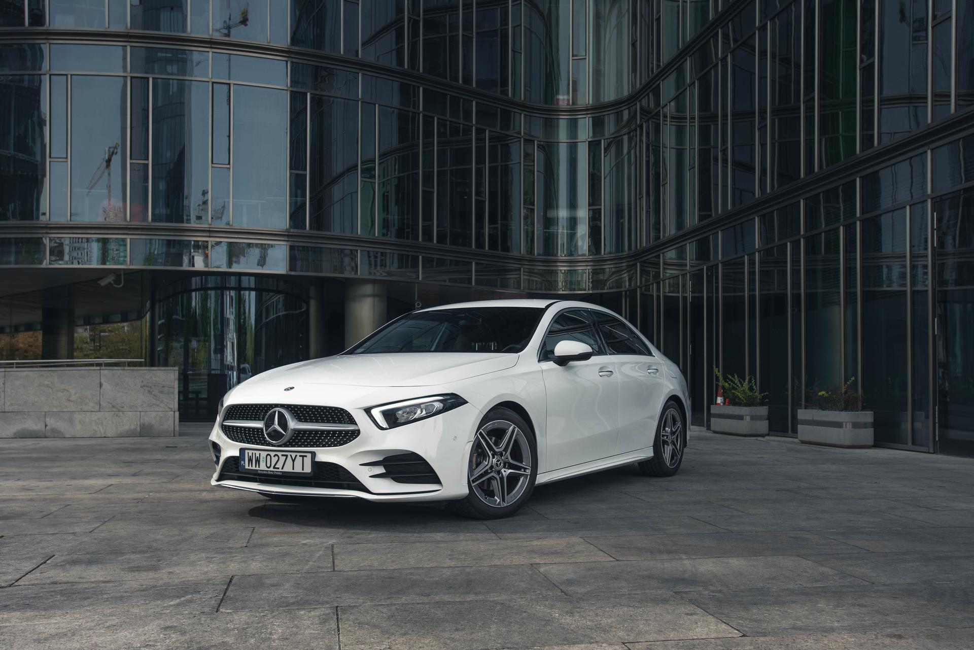 Tym Sedanem Premium Mozna Jezdzic Za Grosze Mercedes Benz Klasa A 180 D Limuzyna Test Opinia Super Express Wiadomosci Polityka Sport