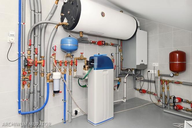 Chłodny Zbiornik na gaz. Ogrzewanie domu gazem ze zbiornika - murator.pl AN47