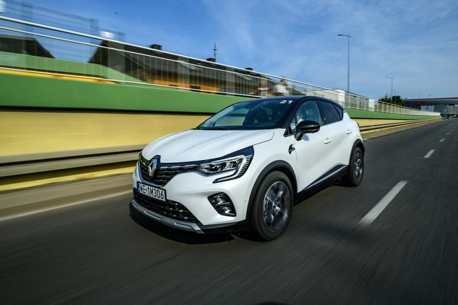 Renault Captur E-TECH 140 Plug-in Hybrid Intense