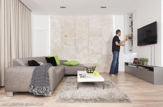Kamień Dekoracyjny Na ścianę Galeria Inspiracji Muratorpl
