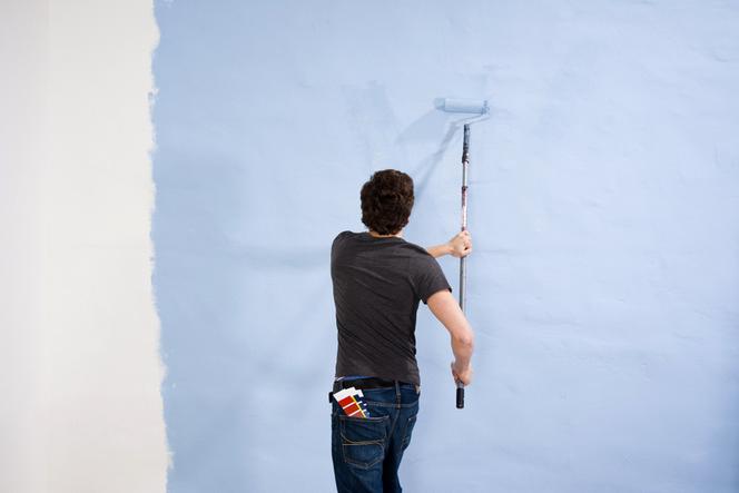 Malowanie ścian Jak Pomalować Pokój Kuchnię łazienkę