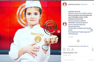 Master Chef Junior Paulina Foremny Została Nowym Mistrzem