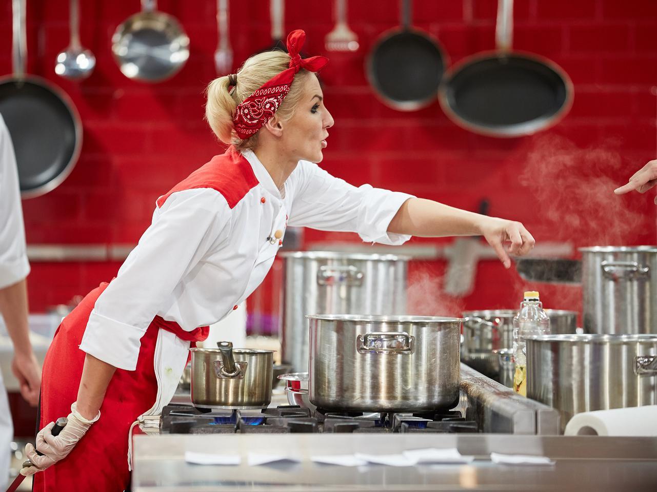 Hell S Kitchen 4 Odc 4 Zapis Relacji Na Zywo Super Express Wiadomosci Polityka Sport