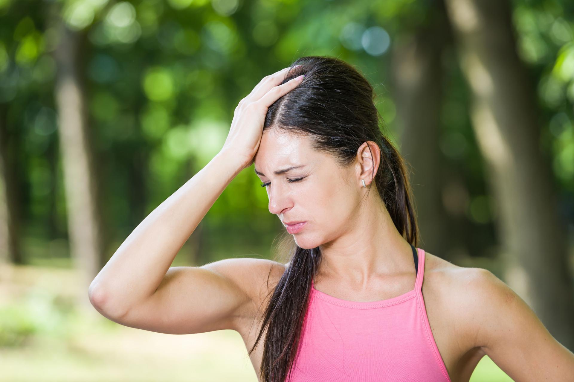 Jak schudnąć gdy nie można ćwiczyć mężczyzna