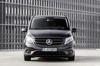 Mercedes Vito po liftingu. Dla kogo to idealne auto?