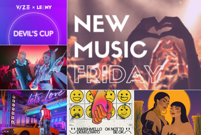 David Guetta & Sia, Cleo, Vize, Inna i inni w New Music Friday w Radiu ESKA 11.09.2020