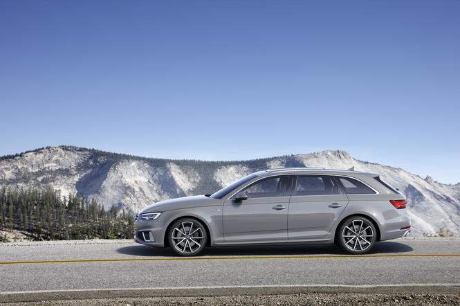 Niespodziewanie Debiutuje Audi A4 Po Faceliftingu Zobacz Co Sie