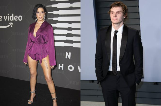 Halsey, Evan Peters