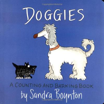 Doggies. A counting and barking book