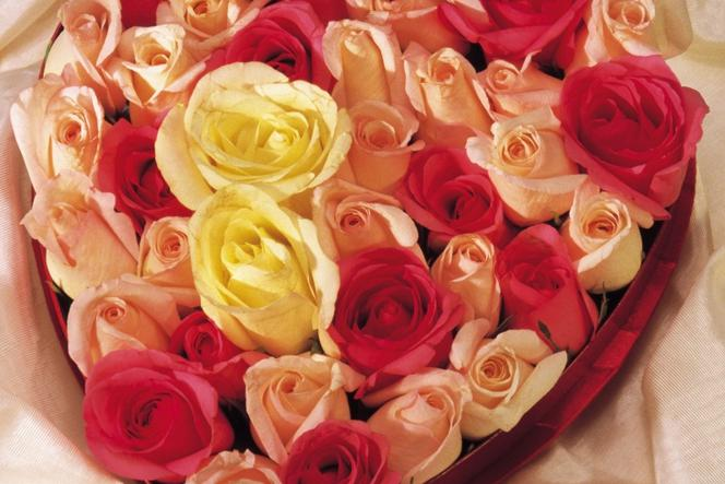 Kwiaty Na Walentynki Propozycje Walentynkowych Bukietów Muratorpl