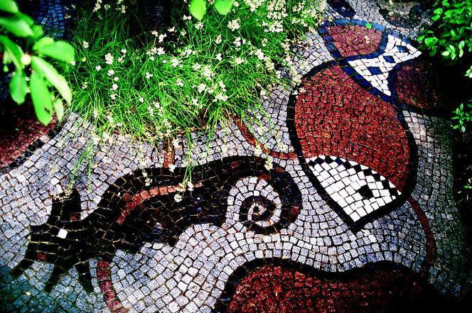 Efektowna Mozaika Kamienna W Ogrodzie Układanie Mozaiki Krok Po Kroku Murator Pl