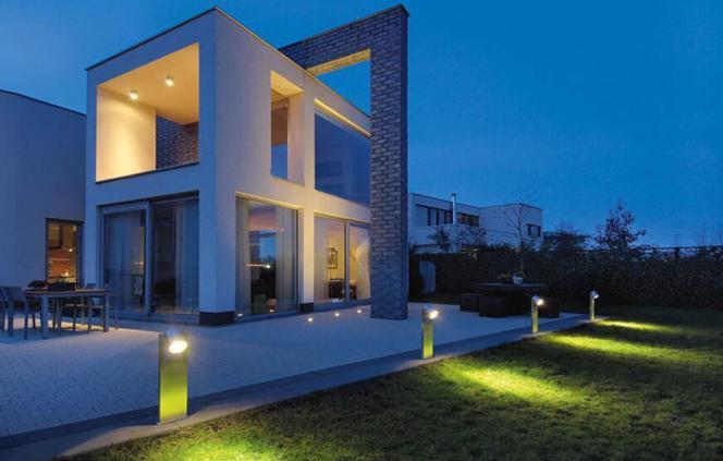 Oświetlenie Domu I Ogrodu Zobacz Jak Funkcjonalnie I Z