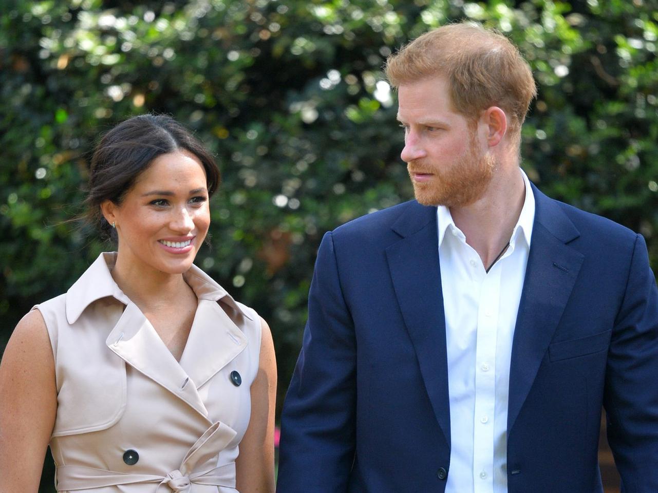 Książę Harry i Meghan Markle kupili 200 czapek! Wszystko wyszło na jaw - Super Express - wiadomości, polityka, sport