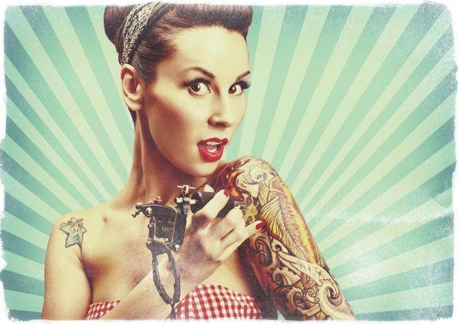 Jak Usunąć Tatuaż Jak Pozbyć Się Niechcianego Tatuażu