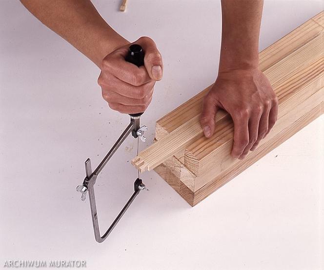 Zrób To Sam Drewniana Taca Jak Zrobić Tacę Z Drewna Instrukcja Urzadzamy Pl