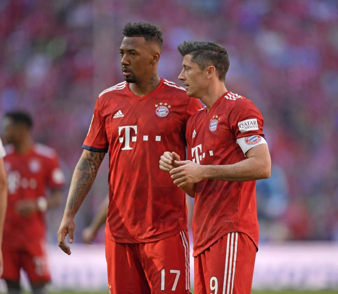 Jerome Boateng, Robert Lewandowski