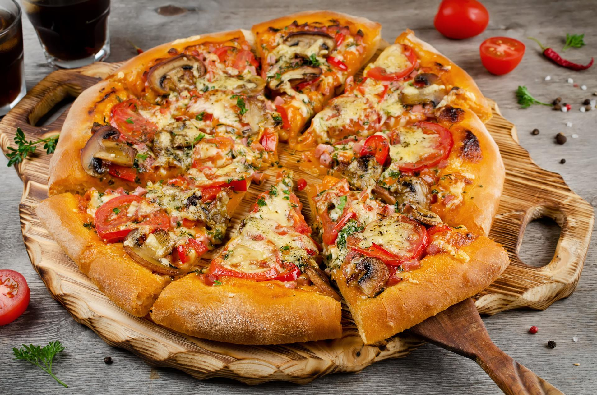 Pizza Kcal