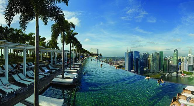 Hotel Marina Bay Sands Basen Muratorplus Pl