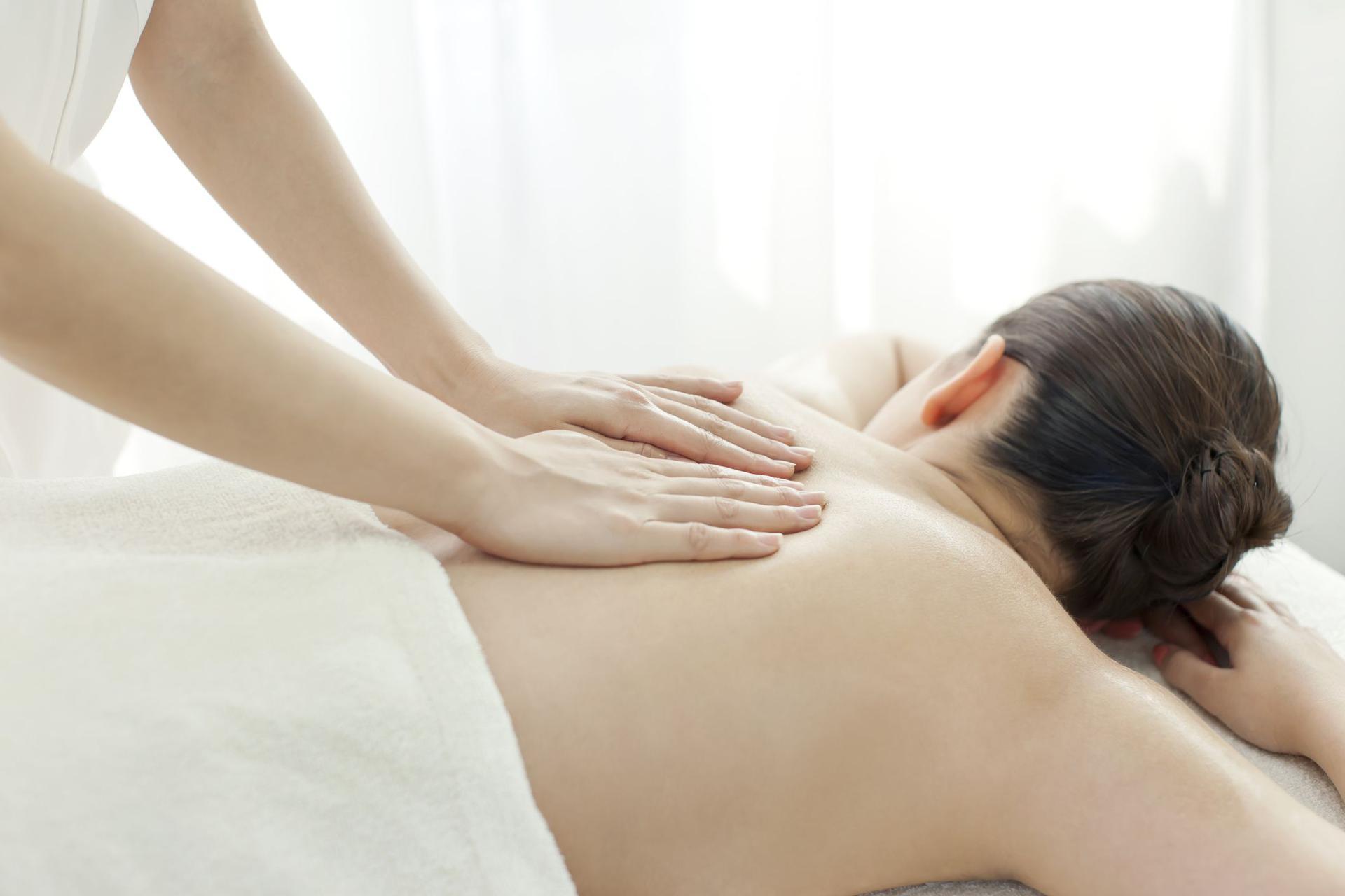 Japoński masaż ciała seks