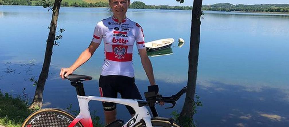 Anna Plichta - kim jest polska kolarka? Tokio 2020: Sylwetka Anny Plichty - Super Express