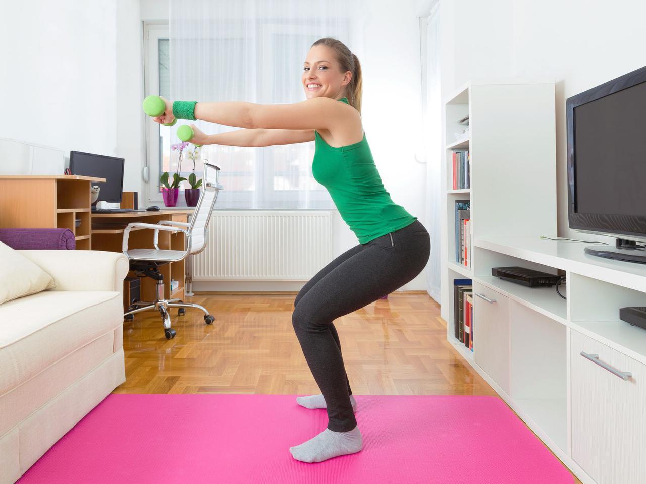 Jak schudnąć w brzuchu ćwicząc na mase