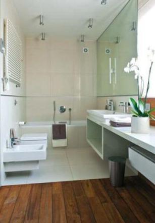 Zasady Urządzenia Małej łazienki Aranżacja łazienki Krok Po