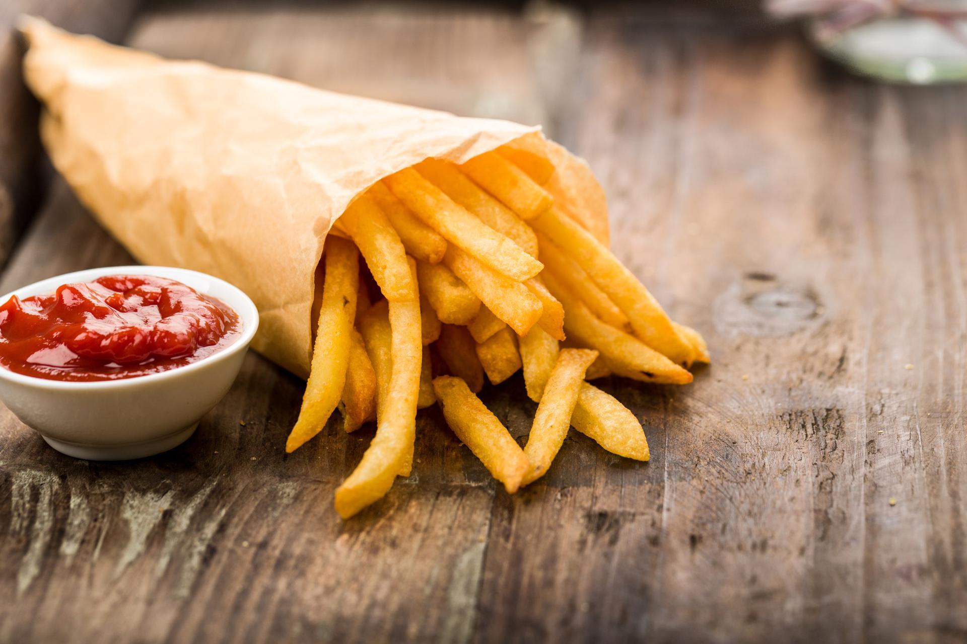 Czy Frytki Moga Byc Zdrowe Jak Zrobic Dietetyczne Frytki