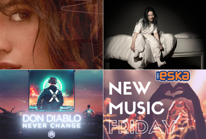 Camila Cabello, Billie Eilish i inni w New Music Friday w Radiu ESKA!