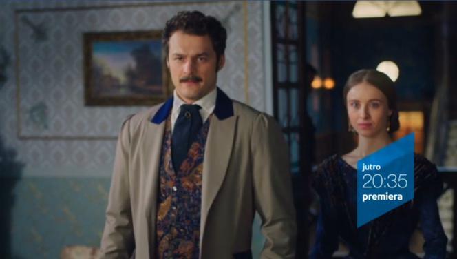 Captive Episode 23. Grigory Chervinsky (Michael Gavrilov), Natalia (Anna Sahaidachna)