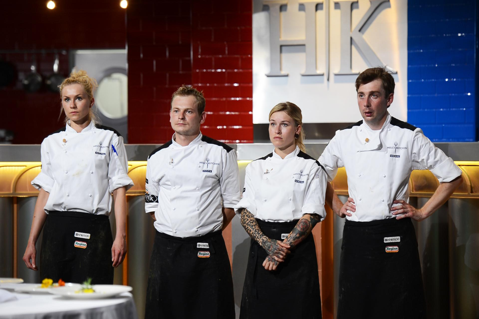 Hells Kitchen 2 Odcinek 10 Finał Monika Dąbrowska