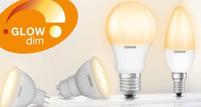 Lampy Osram Led Glowdim Energooszczędne Oświetlenie
