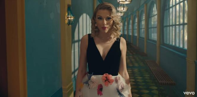 Taylor Swift, Me! - screen teledysku