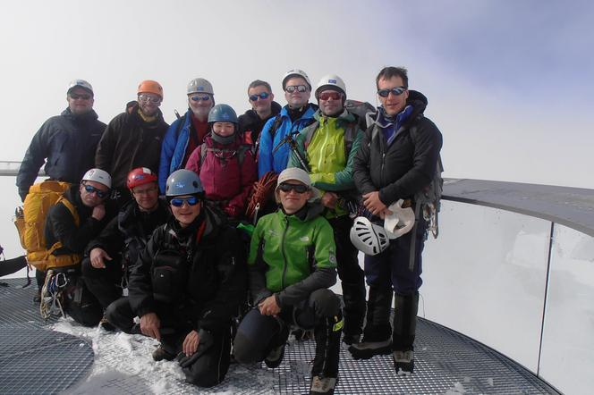 Selma Expeditions w Alpach/Selma Expeditions_Alpine Team_Austria_fot. P.Kaja dla SelmaExpeditions.com